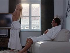 Заводной секс любовной пары