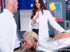 Бешеный секс сотрудников больницы