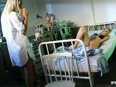 Пациентка под наркозом начала мастурбировать