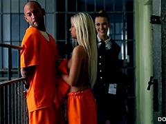Тюремная Love Story заключенной парочки